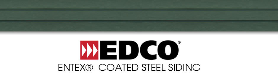 Above And Beyond Construction Edco Entex 174 Coated Steel